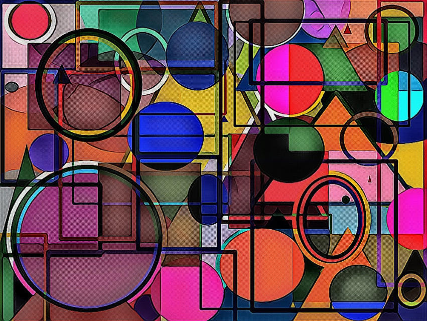 #wdpgeometric #shapes #colorful  #magiceffect  #magiceffects  #painting