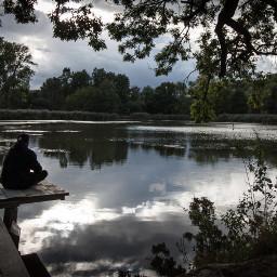 nature lake photography