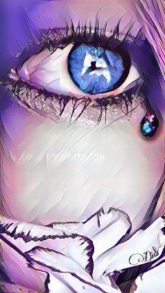freetoedit eyes deep blue blueeyes