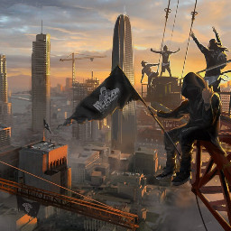 watchdogs2 videogame dedsec city hackers
