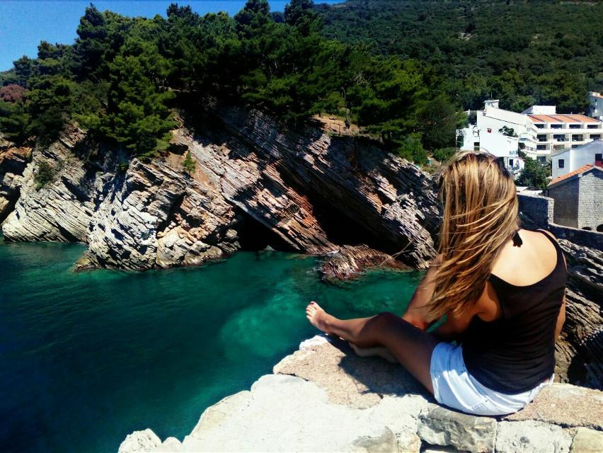 #FreeToEdit  #travel  #montenegro  #petrovac #nature  #summer  #fun #me
