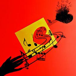 freetoedit music amor love heart