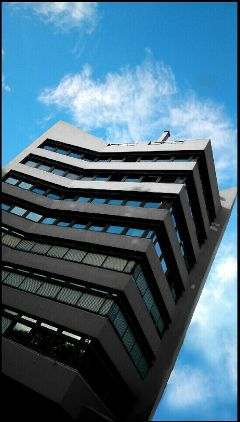 photography architecture colorsplash sky urban