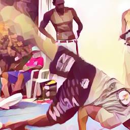 capoeira cjrnavalha figther mma
