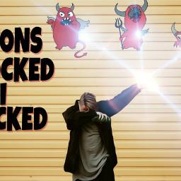 demons freetoedit