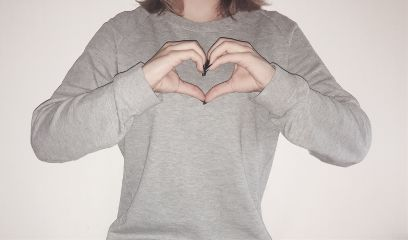 heart love hands freetoedit