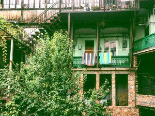 tbilisi georgia green