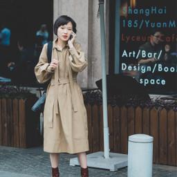 shanghai fashionweek outfit style photography