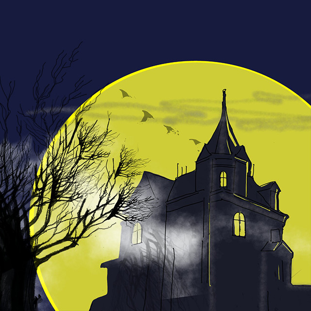 There are homes we just don't like walking by, homes that seem to watch us. For this Draw Challenge, use PicsArt's Drawing Tools to draw the spookiest haunted house you can imagine! Submit your drawings in the Challenges section of the app.