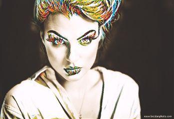 freetoedit woman art interesting beautiful