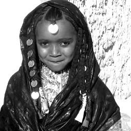 child blackandwhite travel africa people freetoedit
