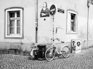 bycicle blackandwhite